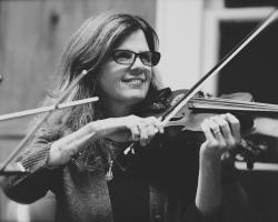 annie young bridges,violinist