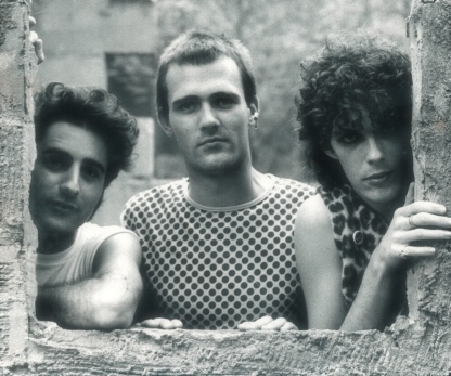 3 Humans In The Window Hattiesburg, MS. 1983. Jeff, Elliott, and Patrick.