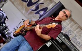 jeffrey bridges,bassist,producer,engineer