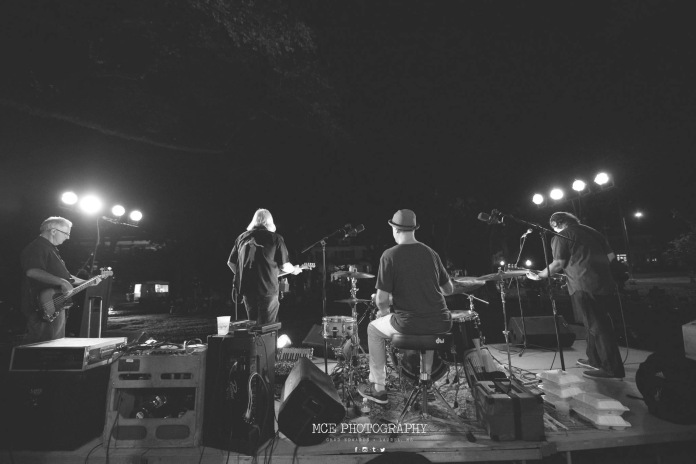 The Johnny Sansone Band in Laurel MS June 2018 Photo by Chad Edwards MCE Photography