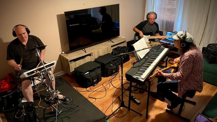 Gibson Road Studio Sessions July 2021. Elliott Crawford-Drums, Jeffrey Bridges-Bass, Patrick Wallace-Vocals,Guitar,Piano.